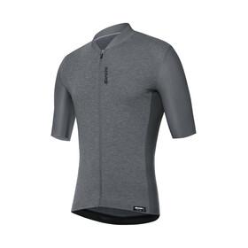 Santini Classe Fietsshirt korte mouwen Heren grijs